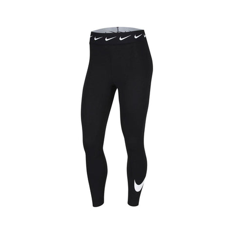 Nike Women's NSW Club Swoosh Logo Waist Leggings