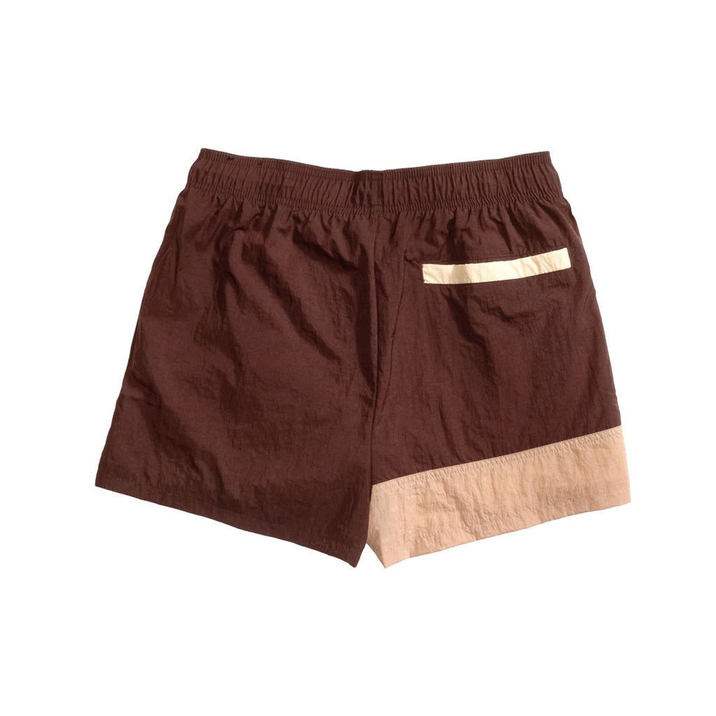 Nike Women's Icon Clash Earth Desert Dust Shorts