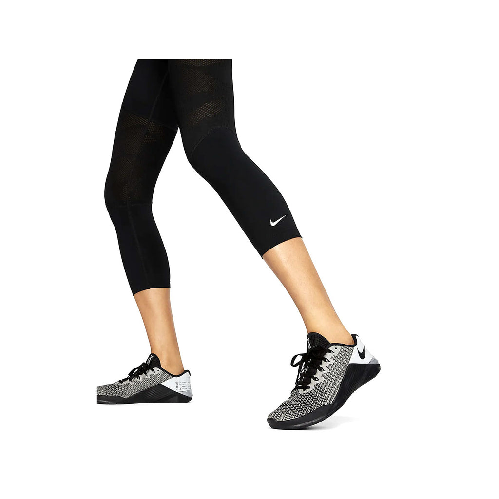 Nike Women's Pro Crop Tights Black