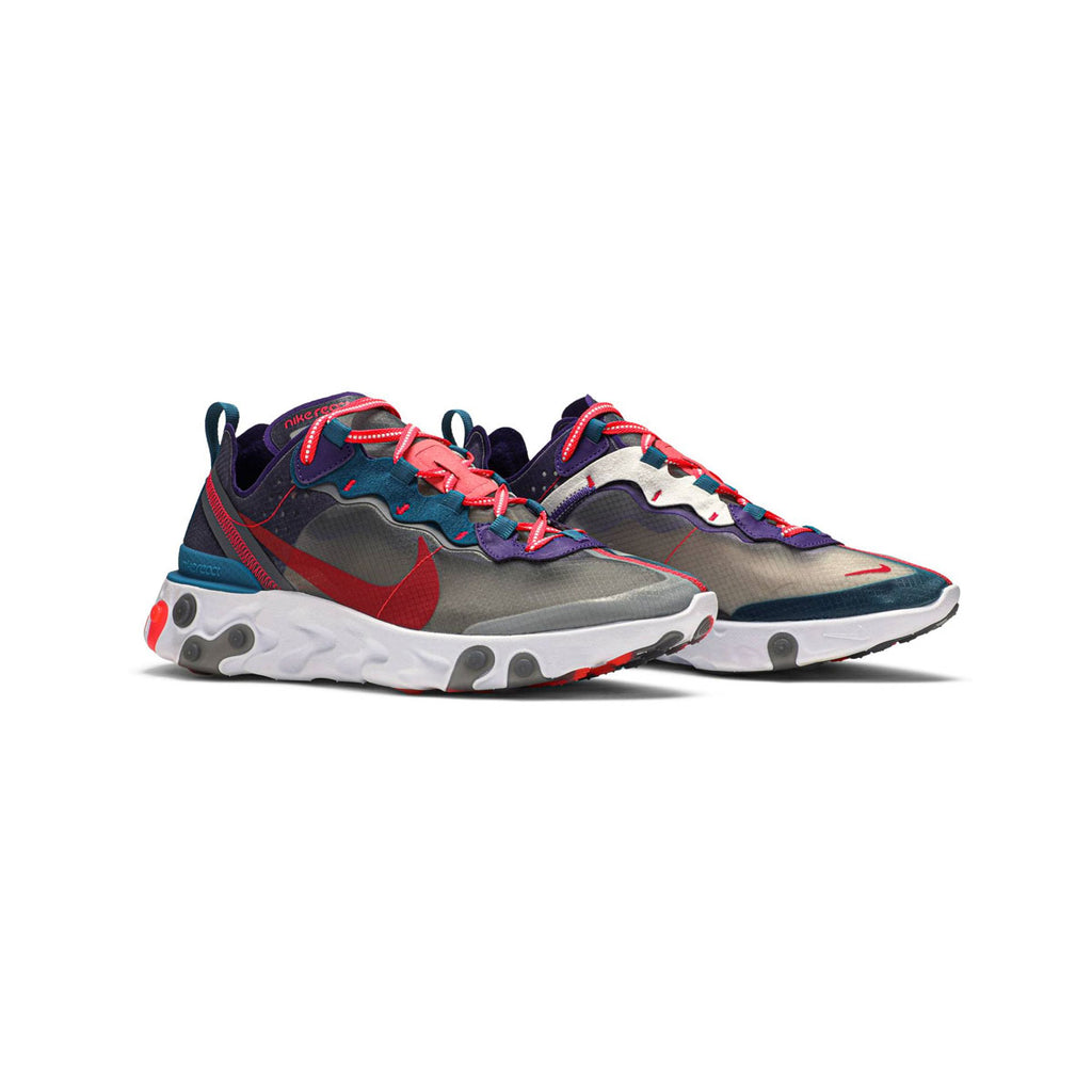Nike Men's React Element 87 Red Orbit