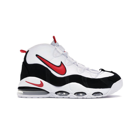 Nike Men's Air Max Uptempo 95 White Red Black - KickzStore