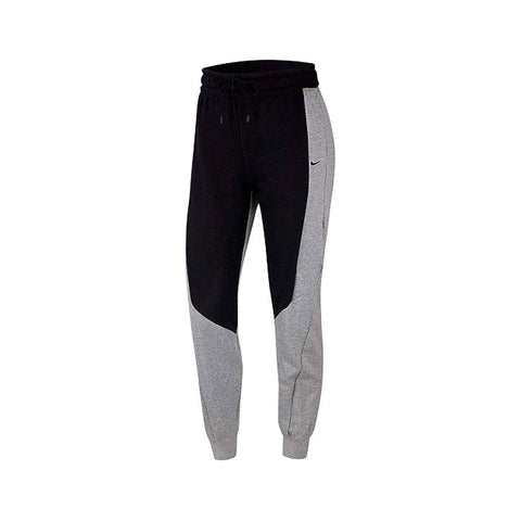 Nike Women's Sportswear Fleece Jogger Black Dark Grey Heather