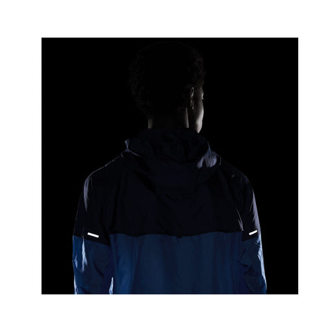 Nike Men's Windrunner Jacket Navy Blue University Blue