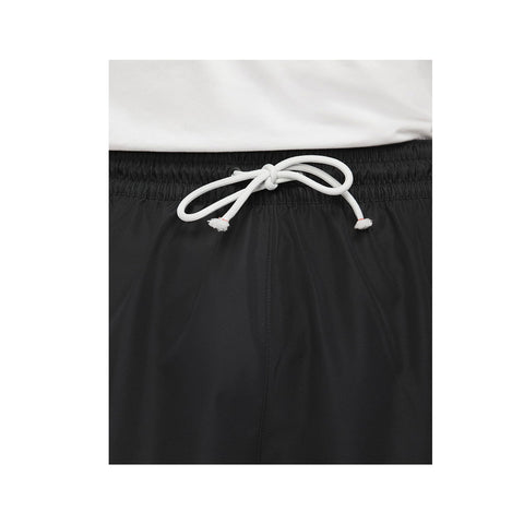 Nike Men's Kyrie Irving Plaid Black Grey Basketball Shorts