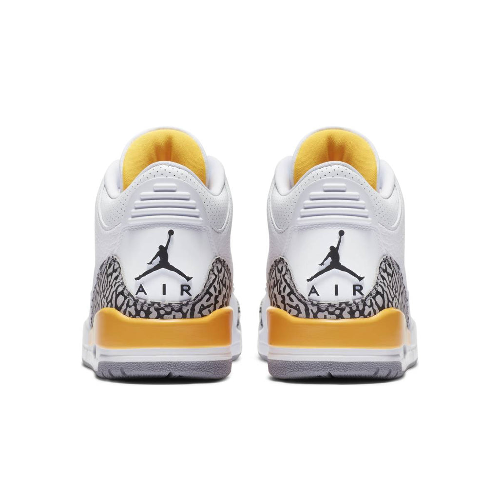 Air Jordan Women's 3 Retro Laser Orange - KickzStore