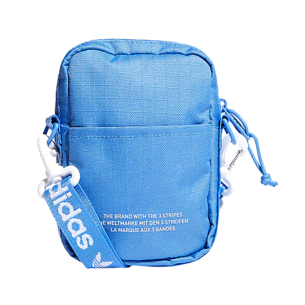 Adidas Originals Festival Crossbody Bad Real Blue
