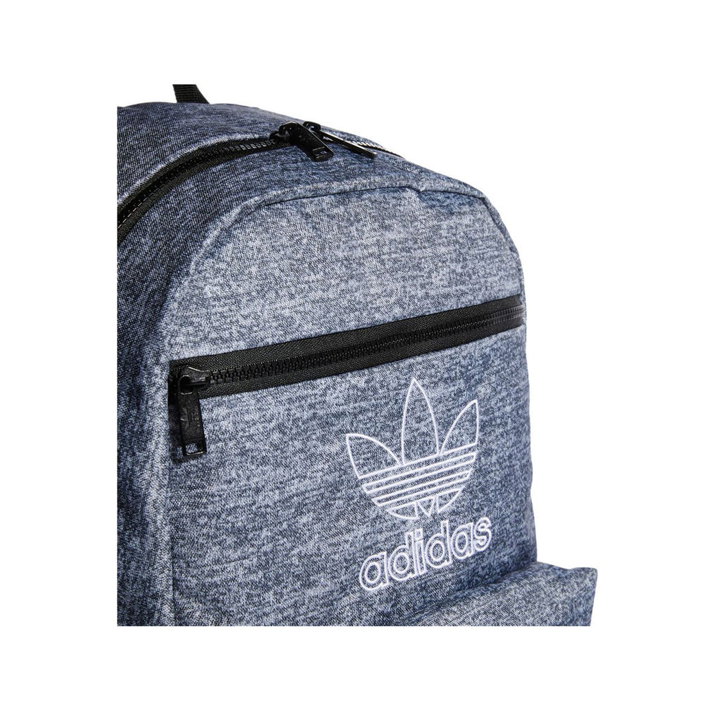 Adidas Unisex National 3-Stripes Backpack Gray - KickzStore