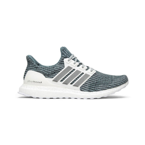 Adidas Men's Ultra Boost 4.0 LTD Silver Metallic