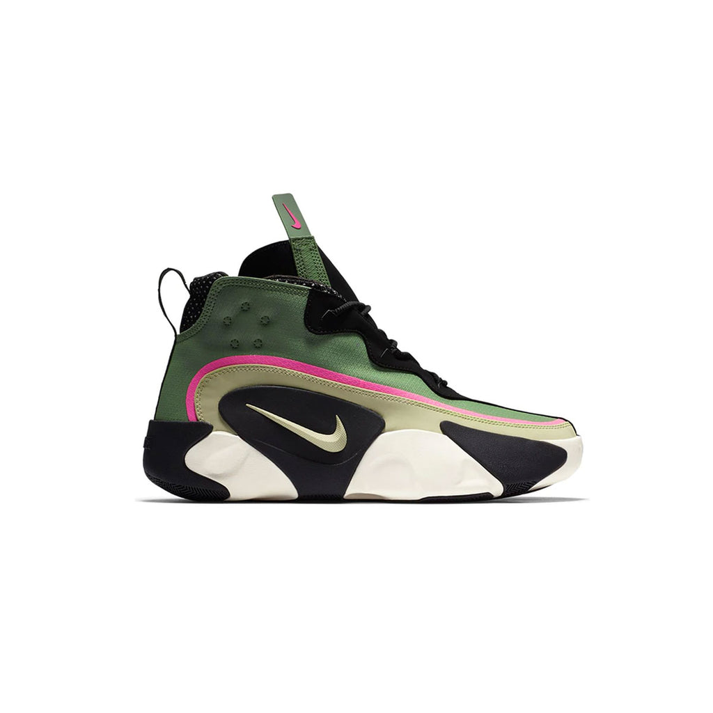 Nike React Frenzy The 10th Spiral Sage Olive Aura - KickzStore