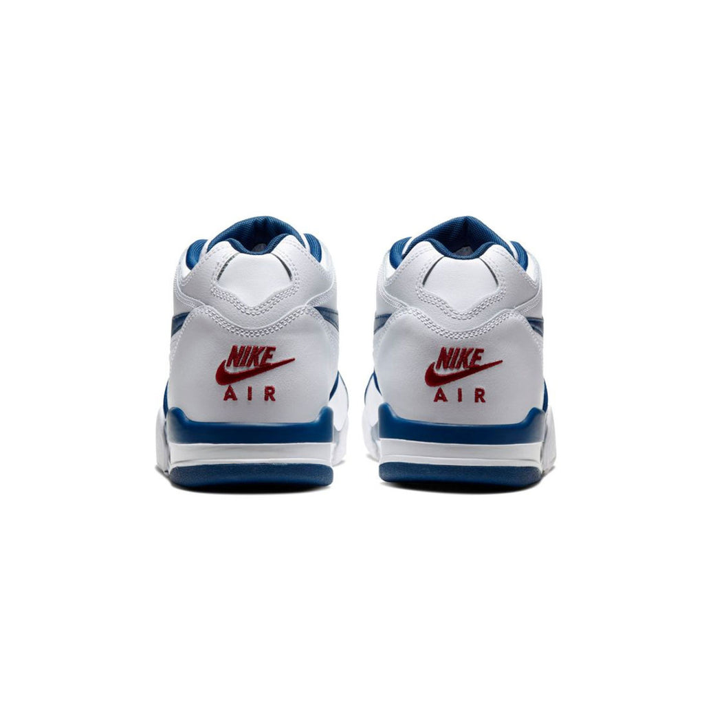 Nike Men's Air Flight 89 White True Blue - KickzStore