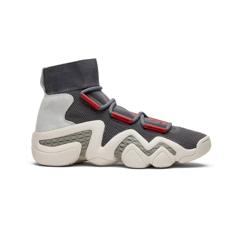 Adidas Men's Crazy 8 A//D Grey Red White - KickzStore