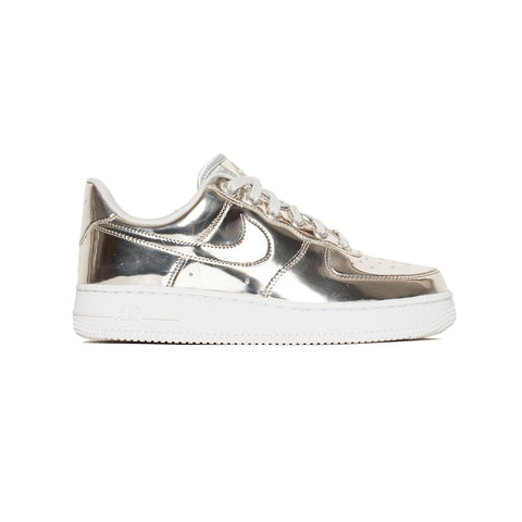 Nike Women's Air Force 1 SP Liquid Metallic Chrome
