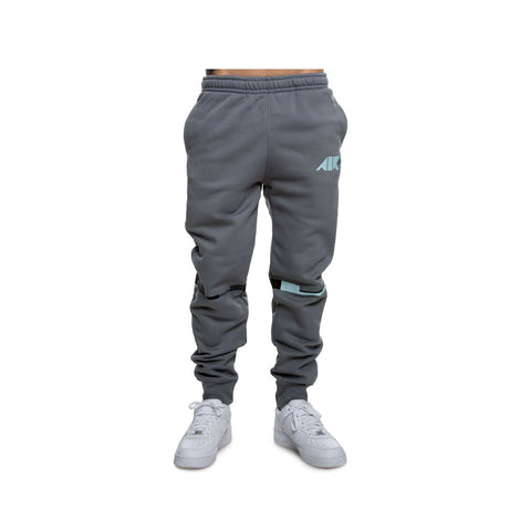 Nike Men's Sportswear NSW Geo Metric Jogger Sweat Pants Grey