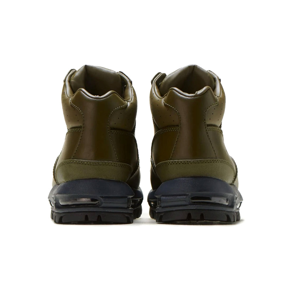 Nike Big Boy's Air Max Goadome Boots Brown Black - KickzStore