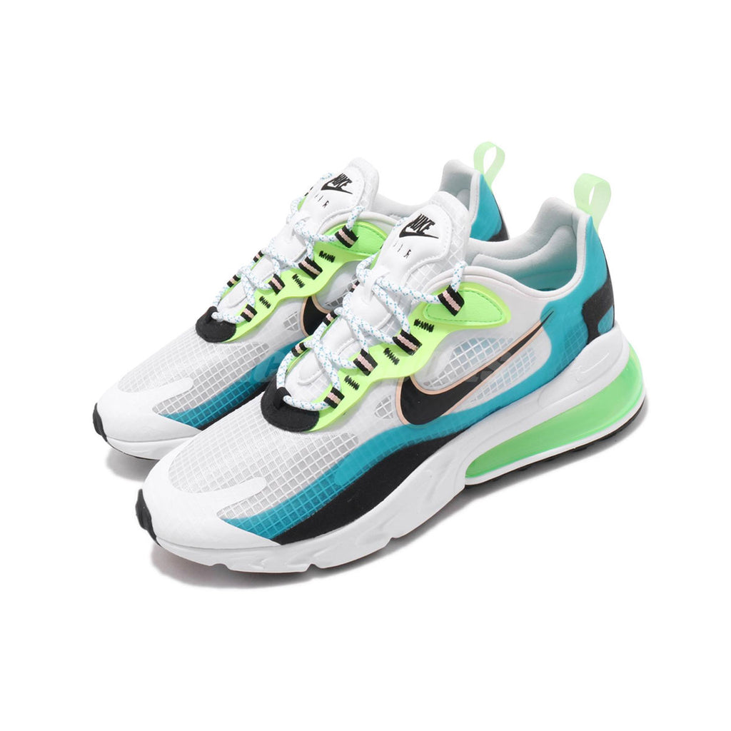 Nike Men's Air Max 270 React SE Oracle Aqua - KickzStore