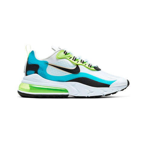 Nike Men's Air Max 270 React SE Oracle Aqua