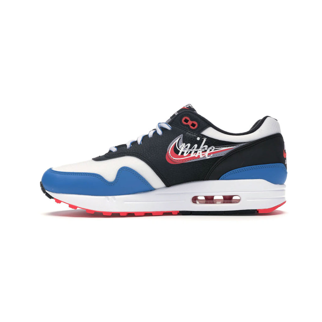 Nike Men's Air Max 1 Time Capsule Pack Black Gray Blue - KickzStore