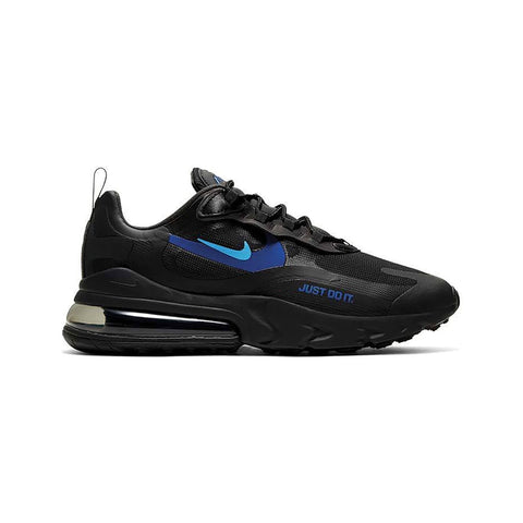 Nike Men's Air Max 270 React Just Do It Black