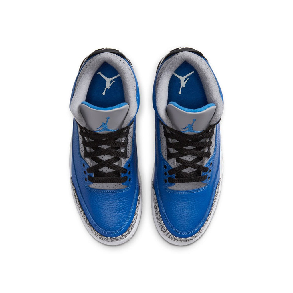 Air Jordan Men's 3 Retro Varsity Royal