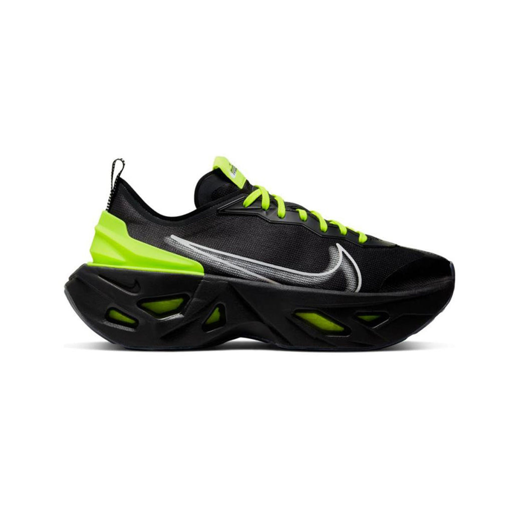 Nike Women's Zoom X Vista Grind Off Noir Lemon Venom