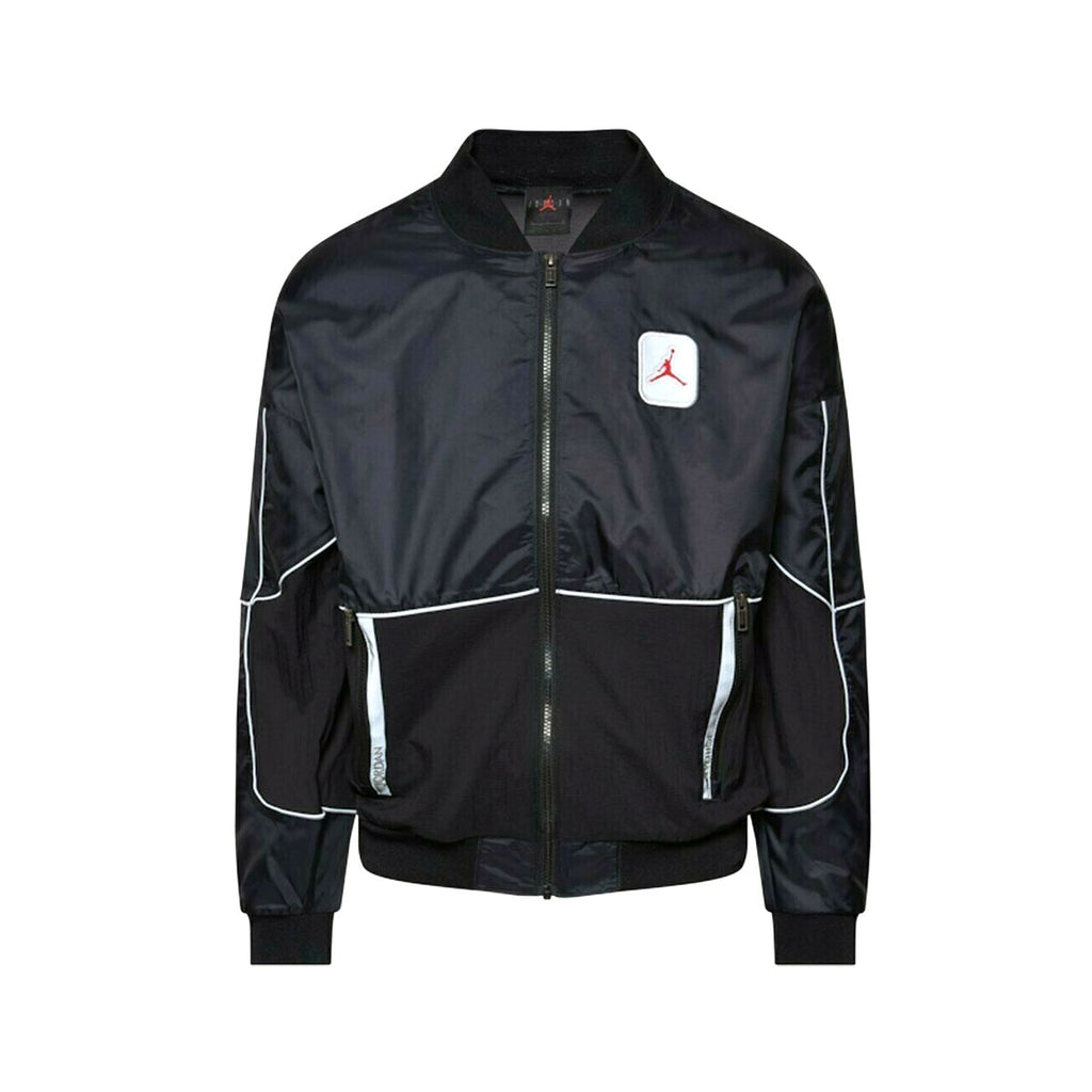 Air Jordan Legacy AJ5 Men's Jacket Black - KickzStore