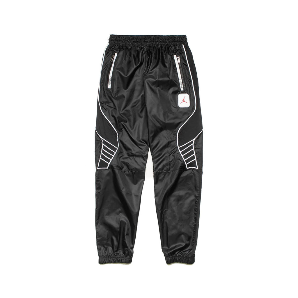 Air Jordan Men's Legacy AJ5 Wolven Pants Black Gray Red