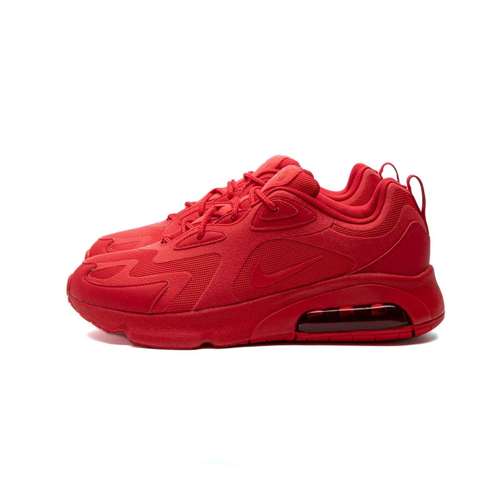 Nike Men's Air Max 200 Triple Red - KickzStore
