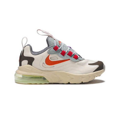 Nike Kid's PS  Air Max 270 React Travis Scott Cactus Trails