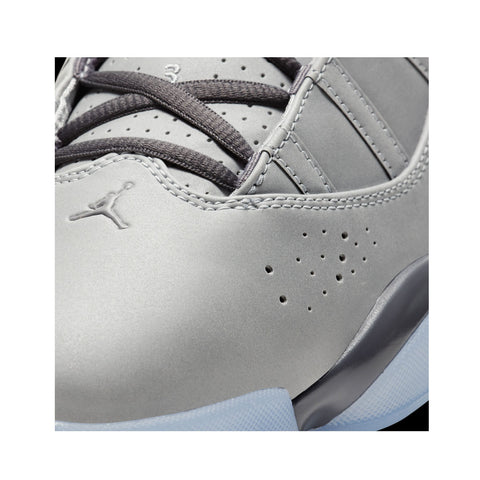 Air Jordan Men's 6 Rings SE 3M Metallic Silver Graphite