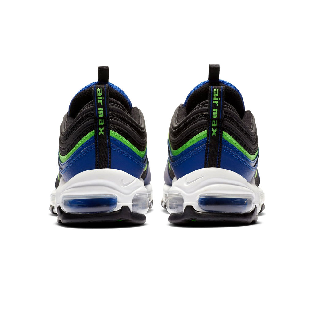 Nike Men's Air Max 97 Hyper Blue Green Strike - KickzStore