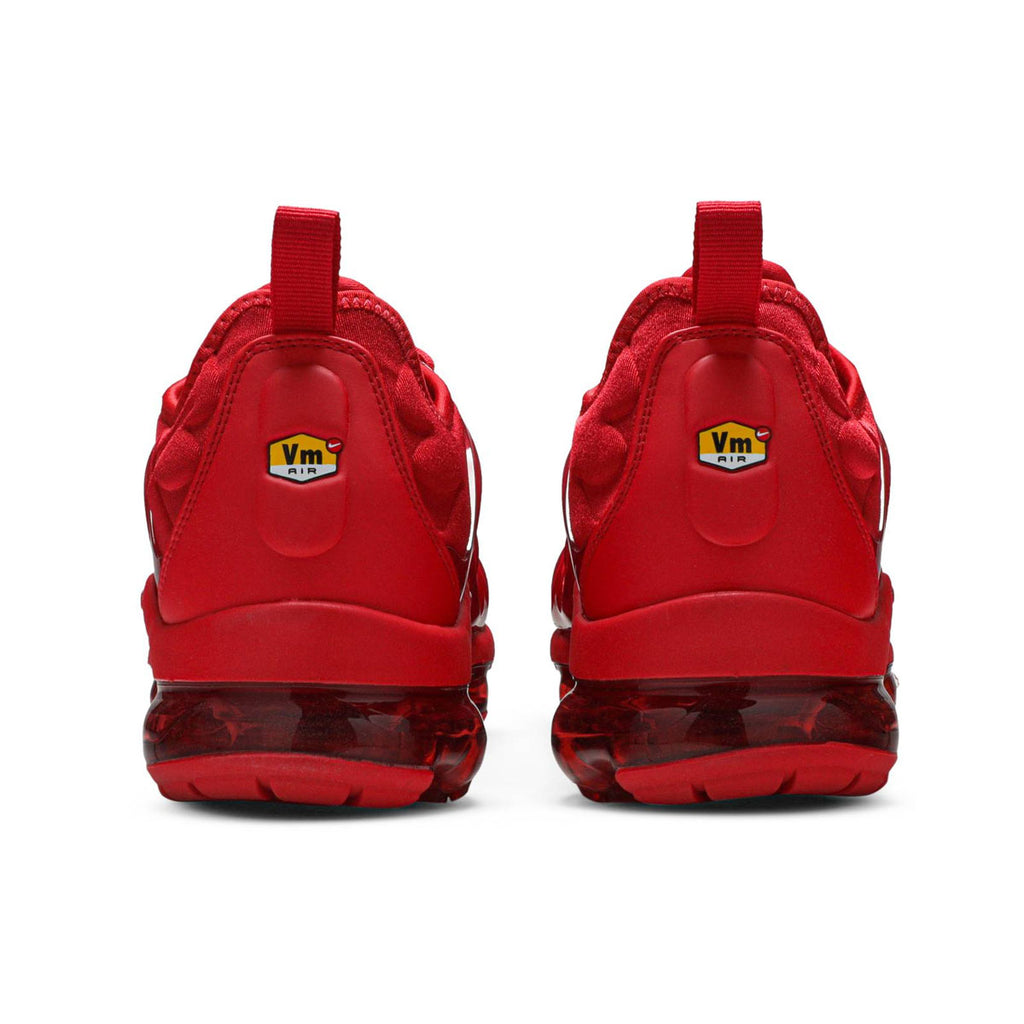 Nike Men's Air VaporMax Plus Triple Red
