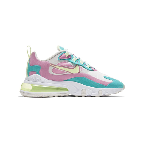 Nike Women's Air Max 270 White Teal Volt