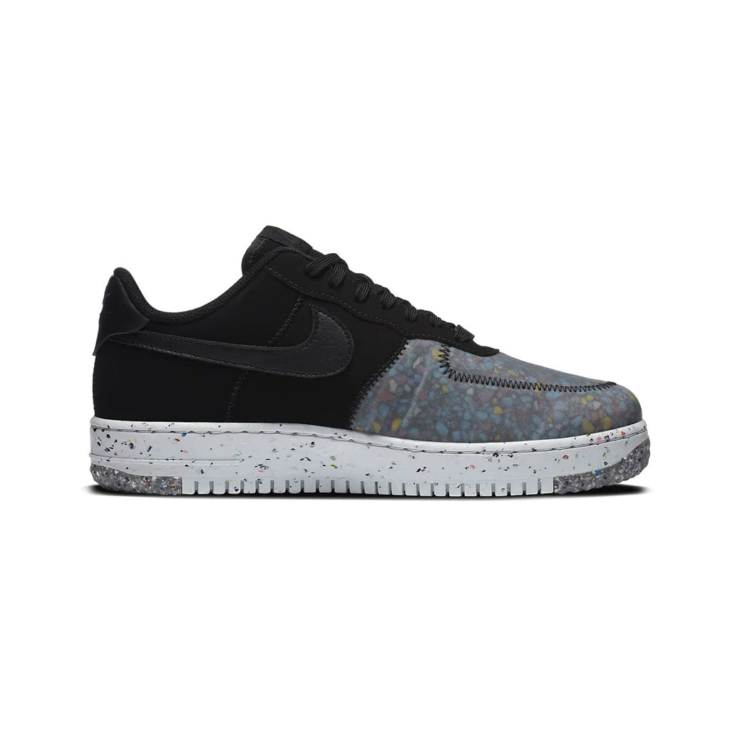 Nike Men's Air Force 1 Low Crater Black Photon Dust - KickzStore