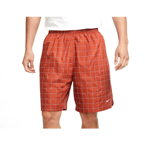 Nike Men's NRG Flash Shorts Firewood Orange - KickzStore