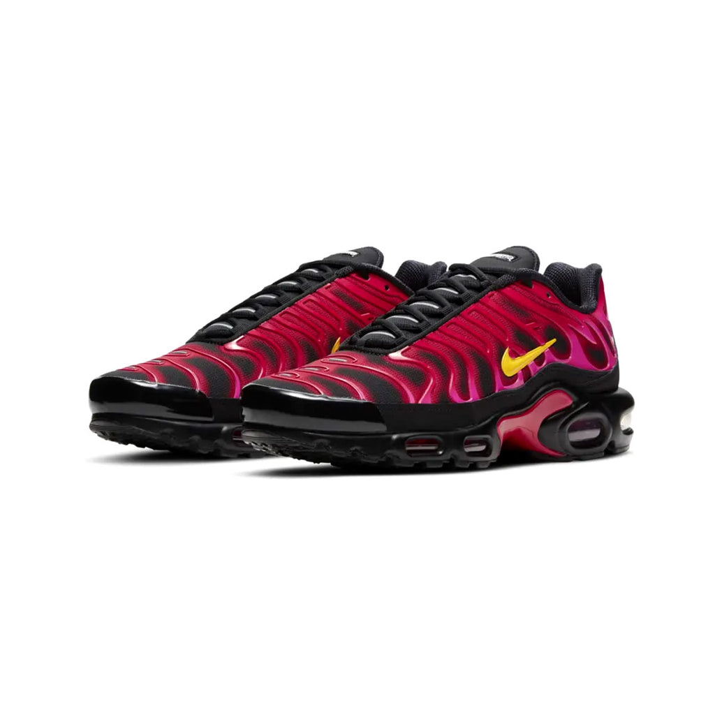 Nike Air Max Plus TN Supreme Black Fire Pink - KickzStore