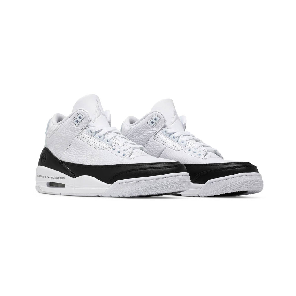 Air Jordan 3 Retro Fragment White Black - KickzStore