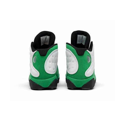 Air Jordan Men's 13 Lucky Green