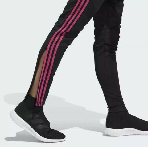 Adidas Women's Tiro 19 Soccer Training Pants Black/Magenta