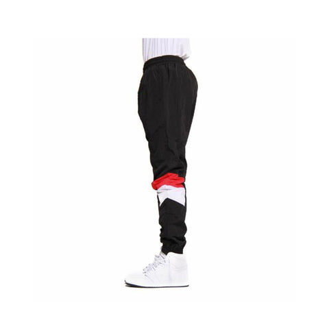 EPTM Men's Flight Pants Black Red White