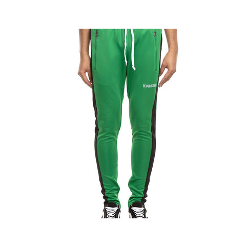 EPTM Men's Karter Track Pants Green Black