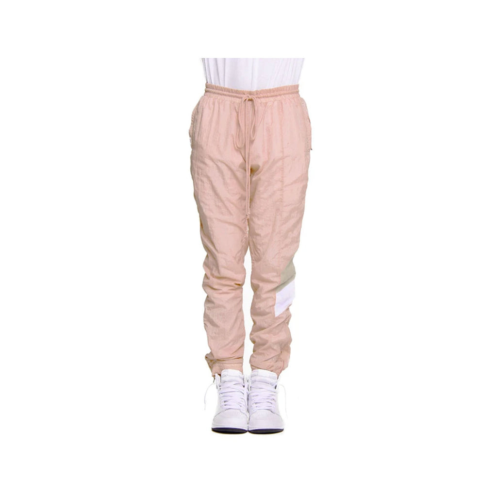 EPTM Men's Flight Pants Dusty Pink White