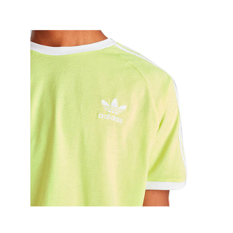 Adidas Men's Originals 3-Stripe California Volt T-Shirt