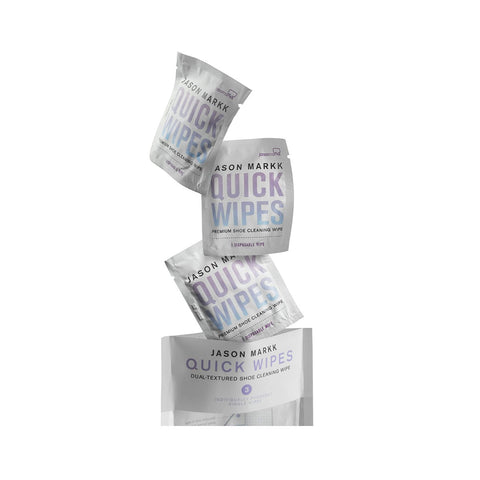 Jason Markk Quick Wipes 3-Pack - KickzStore