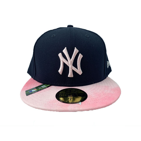 New Era 59FIFTY New York Yankees 2019 MLB Mother's Day On-Field Black Fitted Cap - KickzStore