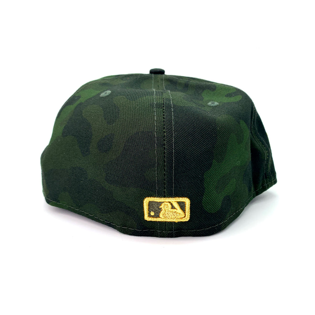 New Era 59FIFTY Pittsburgh Pirates 2019 MLB Armed Forces Day On-Field Fitted