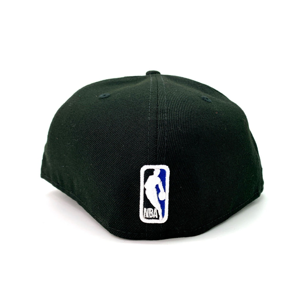 New Era 59FIFY Orlando Magic Black Dissected Logo Fitted Hat - KickzStore