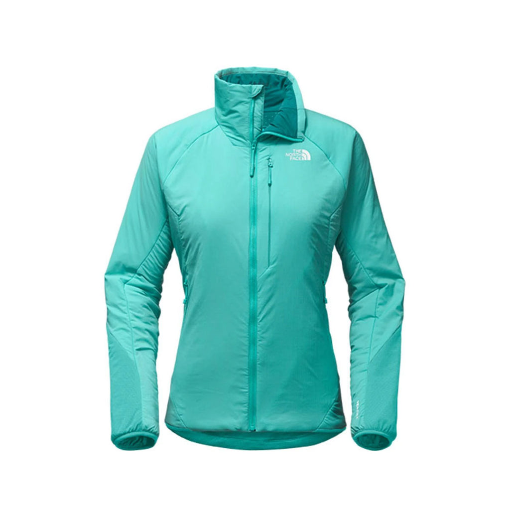 The North Face Women's Ventrix Insulated Jacket Vistula Blue Harbor Blue - KickzStore