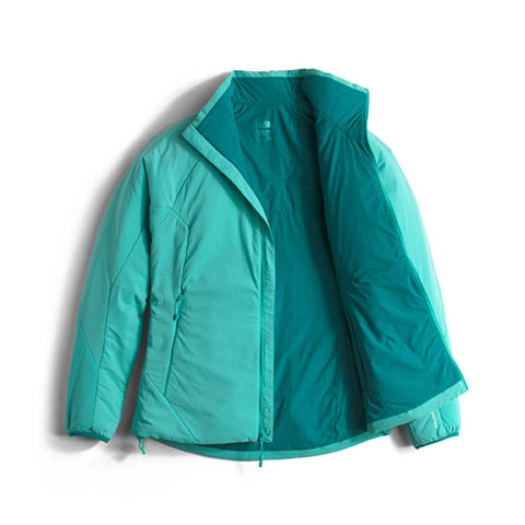 The North Face Women's Ventrix Insulated Jacket Vistula Blue Harbor Blue