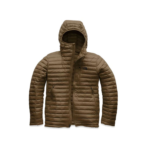 The North Face Men's Premonition Hooded Down Jacket Beech Green
