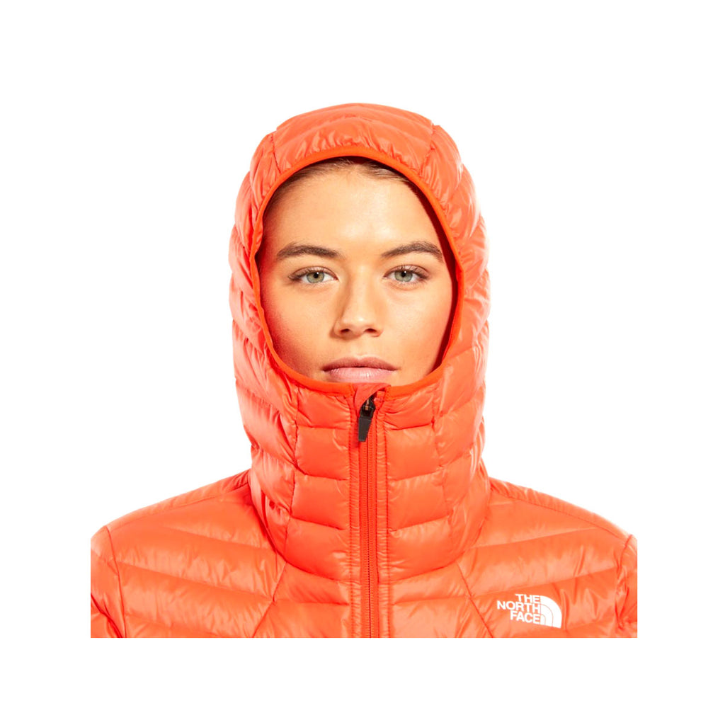 The North Face Women's Premonition Mountain Down Jacket Valencia Orange